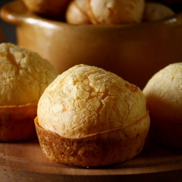 Chipa licuadora - easy gluten free bread
